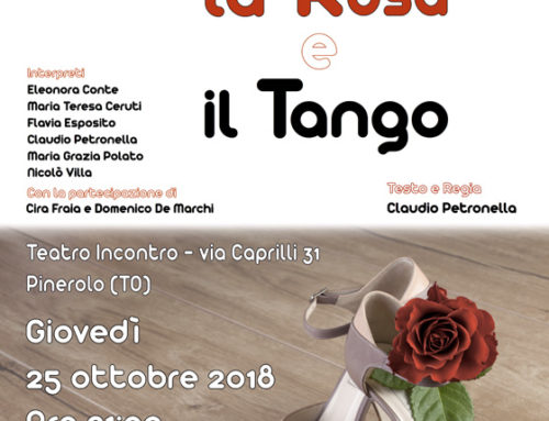 """Spettacolo """"La Rosa e il Tango"""""""