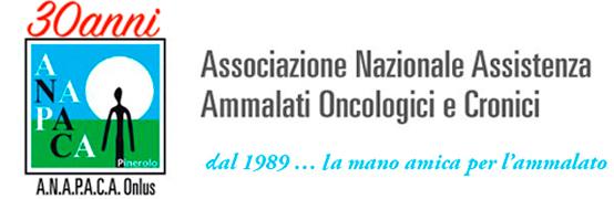 ANAPACA sez. Pinerolo Logo